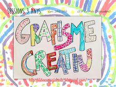Ideas Magistrales: Grafismo creativo: programación de 3 años
