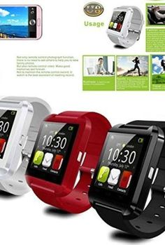 Smart Wrist Watch Bluetooth - Home shopping for Smart Watches best cheap deals from a wide selection of high-quality Smart Watches at: topsmartwatchesonline.com