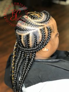 natural black hairstyles pictures - Home Box Braids Hairstyles, Braided Hairstyles For Black Women Cornrows, Black Girls Hairstyles, Dope Hairstyles, Black Girl Braids, Braids For Black Hair, Braids For Kids, Girls Braids, Trenzas Ghana