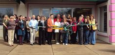 Grand opening as anchor in shopping center