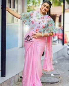 Image gallery – Page 548946642077948152 – Artofit New Saree Blouse Designs, Saree Jacket Designs, Simple Blouse Designs, Stylish Blouse Design, Fancy Dress Design, Designer Party Wear Dresses, Designer Blouse Patterns, Silk Lehenga, Silk Sarees