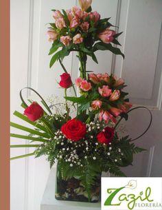 Florería Zazil Diseños florales para toda ocasión. www.floreriazazil.com #floreriasencancun #cancunflorist