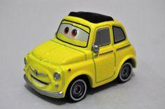 Tomica Cars Series - Luigi