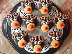 Rudolph Muffins 10