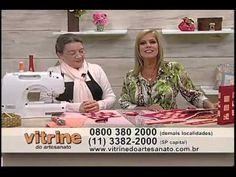 Capa para Agenda - Eliana Zerbinatti - Vitrine do Artesanato na TV