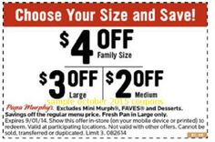 Papa Murphys Coupons Ends of Coupon Promo Codes MAY 2020 ! The with from shreddings you by delicious pizza. Pizza Coupons, Love Coupons, Grocery Coupons, Free Printable Coupons, Free Printables, Pizza Store, Coupons For Boyfriend, Coupon Stockpile, Extreme Couponing