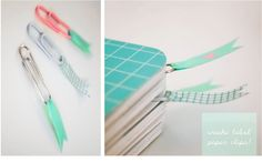 14 Washi Tape Ideas - Paper Clip