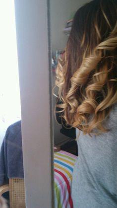#ombre hair!