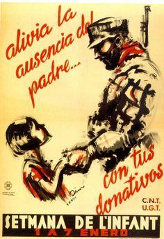 Carteles de la guerra civil española Sim - Buscar con Google