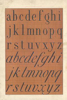alphabet #typography #serif #italic