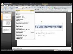 word 2007 tutorial 3: introduction to editing | word 2007, Powerpoint templates