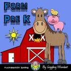 FARM PreK by Giggling Wombat | Teachers Pay Teachers