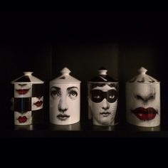 Fornasetti candles