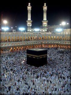 Al-Masjid Al-Haram - Mecca...{more info below the photo}..better at full size  ...{by Bassam}