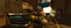offensive combat screenshots