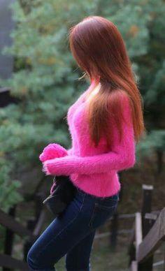 Furry Sweater Lust 6d21618f2