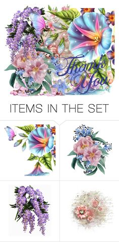 """""""Thank you, @irish-eyes-were-smiling!"""" by asia-12 ❤ liked on Polyvore featuring art"""