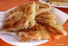 An easy to follow recipe for Msemen, a square shaped flatbread or pancake (Rghaif) eaten in Morocco and the rest of the Maghreb countries like Algeria.
