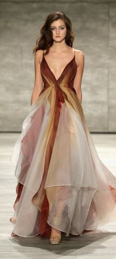 Leanne Marshall - Runway - Mercedes-Benz Fashion Week Fall 2015