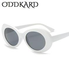 60eb2fdcb00 ODDKARD Nirvana Kurt Cobain Party Fashion Sunglasses For Men And Women  Popular Brand Designer Oval Sun Glasses Oculos De Sol UV400 Police  Sunglasses ...