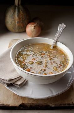 minestrone alla milanese #recipe #juliesoissons