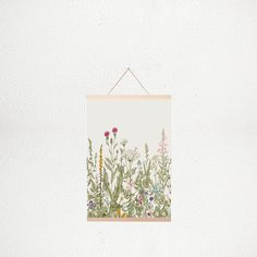 Our wooden poster hangers are a quick and simple way to bring any print to life on your walls. A great alternative to bulky frames, our magnetic hangers mean y