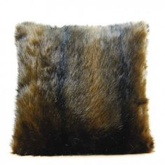 Fake Fur cushion, runner and throw - Gifts for Her - Gift Ideas - Gifts