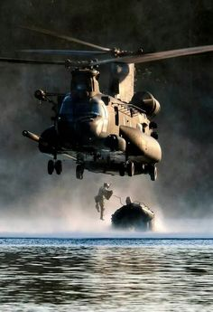 MH-47 Chinook......