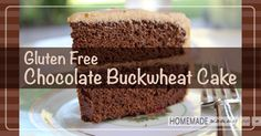 My daughter's 5th birthday is a month from now and I have finally nailed a delicious gluten free chocolate buckwheat cake for this year's birthday cake! I am ...