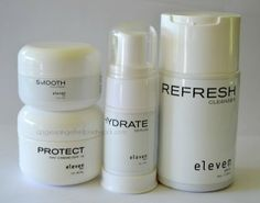 """Angie's Angel Help Network says, """"From the first use, the ElevenSkin collection is an experience compared with getting a facial at a spa, when in actuality you are in the comfort of your own home."""""""