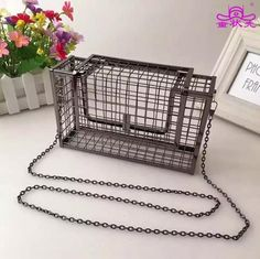 It doesn't get any better than this!   TZY Fashion Perso...   http://www.zxeus.com/products/tzy-fashion-personality-hollow-metal-cages-women-party-clutch-evening-shoulder-bag-ladies-handbag-messenger-bags-purse-unique?utm_campaign=social_autopilot&utm_source=pin&utm_medium=pin