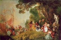 Afbeeldingsresultaat voor rococo schilderkunst