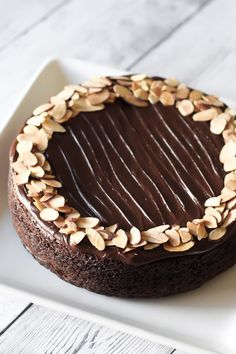 gluten free vegan one bowl chocolate cake