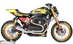 Rockstar Harley XR 1200