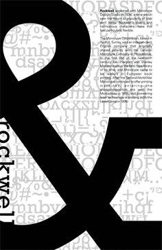 Typo poster 00 by Yourmung.deviantart.com