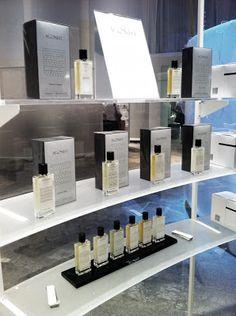 Black Amber Eau de Parfum by Agonist Perfume, Innovation Design, Store Design, Fragrance, Lab, Retail, Display, Cosmetics, Floor Space