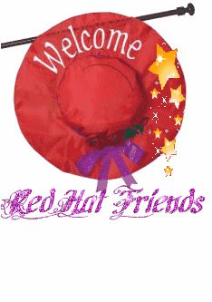 Red Hat Society Clip Art | THE RED HAT SOCIETY CHAPTER 77481