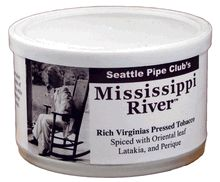 Seattle Pipe Club Mississippi River (2oz tin)