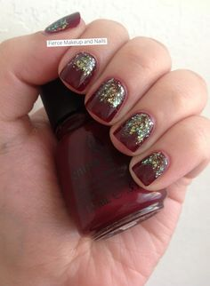 Fierce Makeup and Nails: Make a Spectacle!