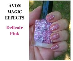 Made In Uk, Pink Lace, Avon, Delicate, Nail Polish, Nails, How To Make, Finger Nails, Ongles