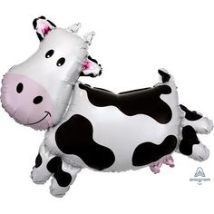 Farm Animal Party, Farm Animal Birthday, Farm Birthday, Farm Party, Barnyard Party, Girl First Birthday, Farm Themed Party, Pig Balloon, Horse Balloons