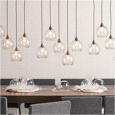 Firefly Pendant Lamp. Dining room