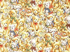 Fabri-Quilt 'Bear Hugs'