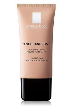 La Roche-Posay Toleriane Teint Mattifying Mousse Foundation Review