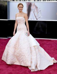 Jennifer Lawrence - Oscars 2013