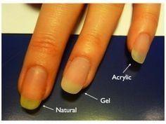 Unique Nail Polish Gel Vs Shellac Gel Vs Shellac Gel Vs Acrylic Gel Vs Acrylic Nails