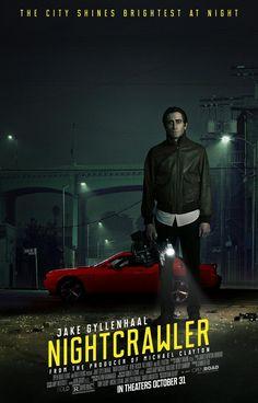Nuevo tráiler y más pósteres para 'Nightcrawler', con un desquiciado Jake Gyllenhaal