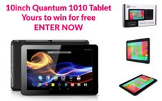 """My Social Radio - Win a 10"""" Goclever Quantum 1010 Tablet - http://sweepstakesden.com/my-social-radio-win-a-10-goclever-quantum-1010-tablet/"""