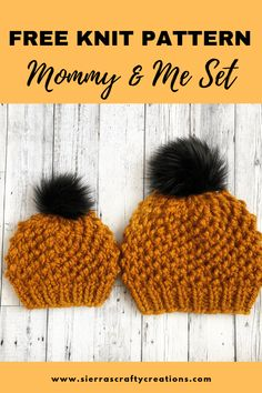 Bubble Beanie {Strickmuster} – Sierra Crafty Creations Source by sierrascraftycreations Beanie Knitting Patterns Free, Knit Beanie Pattern, Knit Headband Pattern, Knitting Machine Patterns, Baby Hats Knitting, Knitting For Kids, Loom Knitting, Knit Patterns, Free Knitting
