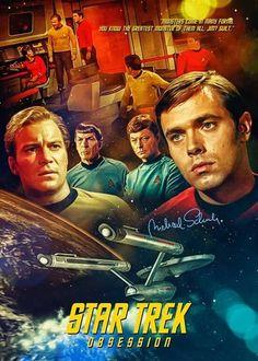 "Star Trek: The Original Series ""Obsession"" (First Broadcast: December Star Trek Meme, Star Trek 1966, Star Trek Show, Star Trek Tv, Star Wars, Star Trek Original Series, Star Trek Series, Tv Series, Science Fiction"